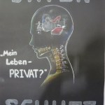 "Plakat zum Thema ""Datenschutz"""