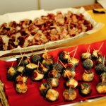 Essen wie bei den Römern konnte man am Lateintag probieren.