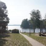 Blick auf den Hölzernen See