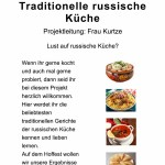 Traditionelle russische Küche, Nr. 22 - 16 Plätze