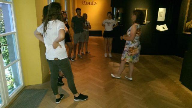 Führung im Goethe Nationalmuseum