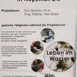 Plakat Projekt 6 in 2018