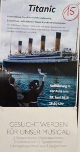 Plakat Projekt 15 in 2018