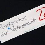 Plakat Projekt 22 in 2018