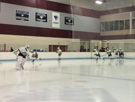 Girls' Hockey Suffers Tough Loss to Lakeville North
