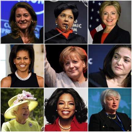 Women (Not) in Leadership