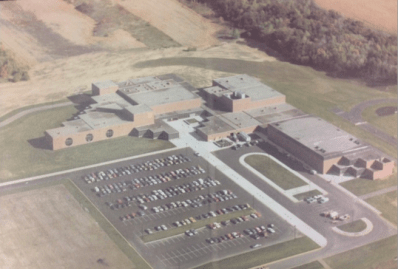 Apple Valley High School in 1976, when it first opened