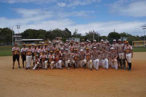 Eagles Baseball Travels to Puerto Rico