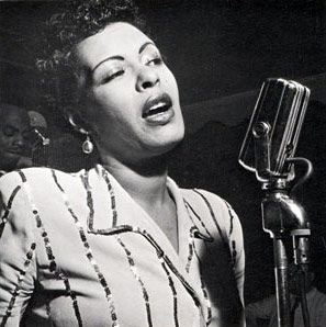 Billie Holiday had both strong vocals and a strong influence on jazz music.
