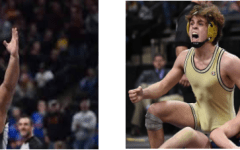 Wrestling Ends Season with Two State Champions