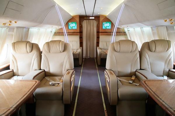 Ту-154 VIP