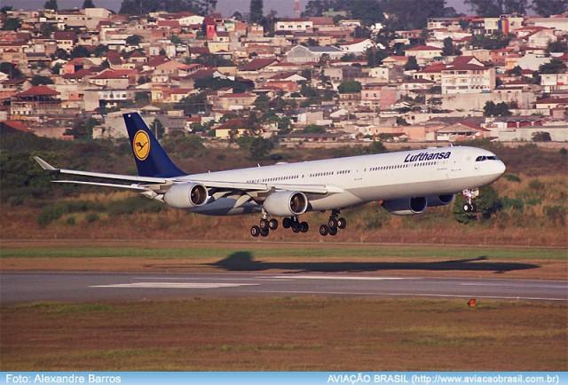 , Pilotos da Lufthansa podem entrar em greve, Portal Aviação Brasil