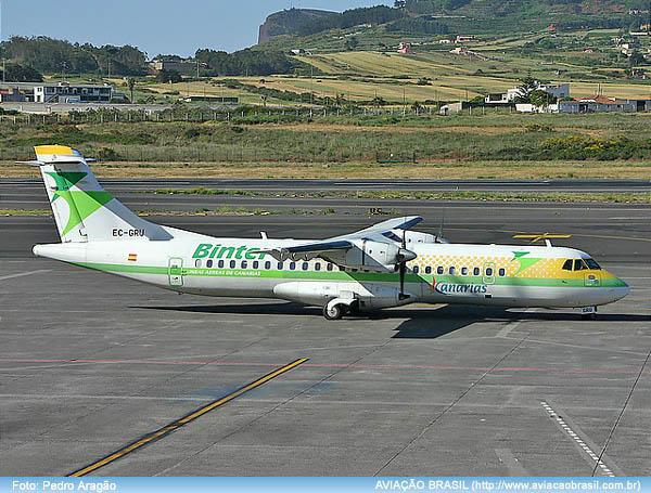 , Binter Canarias (Espanha), Portal Aviação Brasil