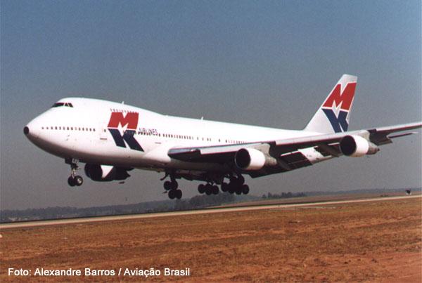 , MK Airlines (Ghana), Portal Aviação Brasil
