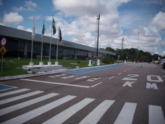 Porto Velho, Aeroporto Internacional de Porto Velho, Portal Aviação Brasil
