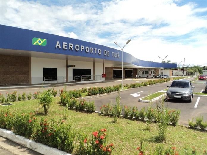 Tefé;, Aeroporto de Tefé, Portal Aviação Brasil