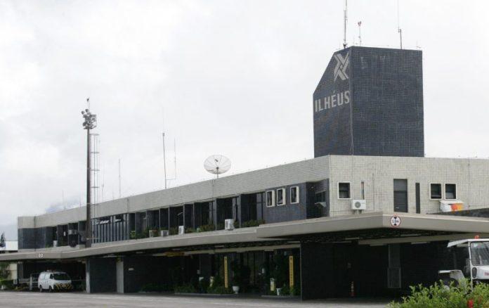 Aeroporto de Ilhéus/Jorge Amado