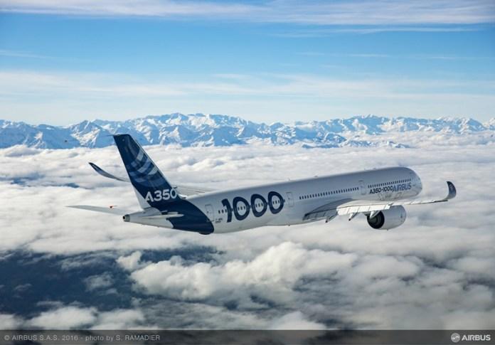 Airbus entregou 57 jatos em setembro