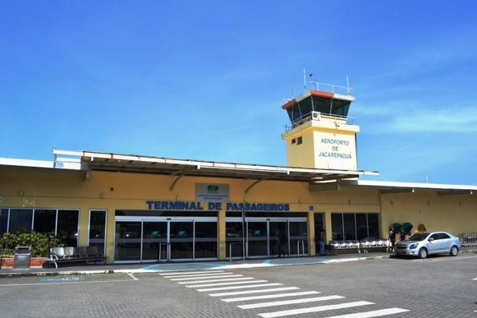 Jacarepagua; aeroporto;, Aeroporto do Rio de Janeiro (Jacarepaguá), Portal Aviação Brasil