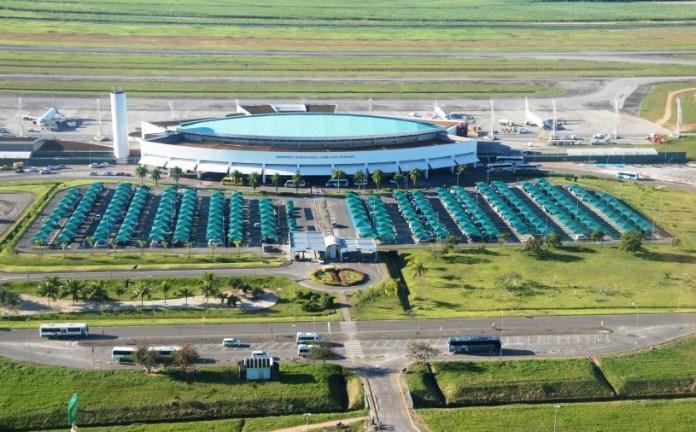 Aeroporto; Maceió,, Aeroporto Internacional de Maceió (Zumbi dos Palmares), Portal Aviação Brasil