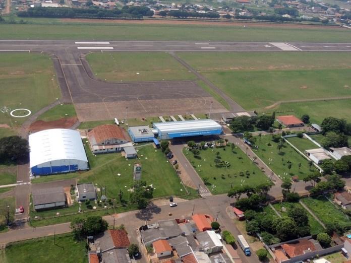 Ponta Porã, Aeroporto Internacional de Ponta Porã, Portal Aviação Brasil