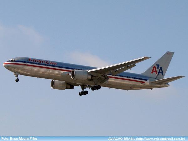 American Airlines, American Airlines irá aposentar seus Boeing 767-300ER, Portal Aviação Brasil
