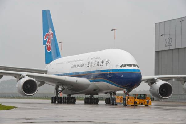 , China Southern Airlines (China), Portal Aviação Brasil