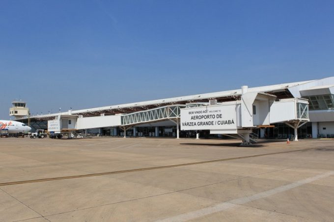 Cuiabá, Aeroporto,, Aeroporto Internacional de Cuiabá, Portal Aviação Brasil