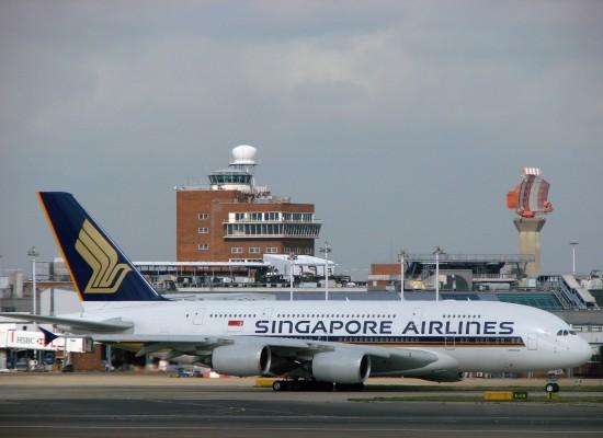 Singapore Airlines e Lufthansa com novo acordo