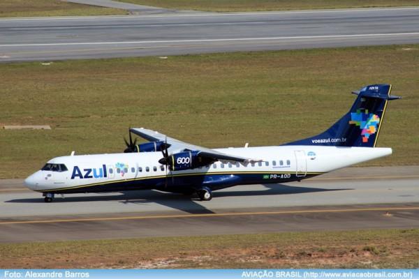 Azul em Barra do Garças, Azul em Barra do Garças, Portal Aviação Brasil