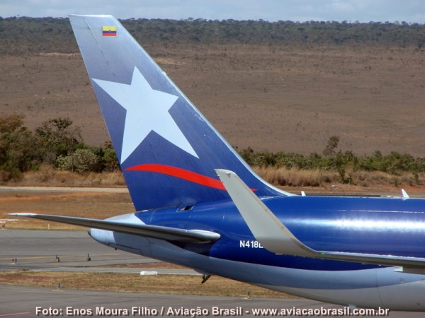 , Latam Airlines Colombia (Colômbia), Portal Aviação Brasil