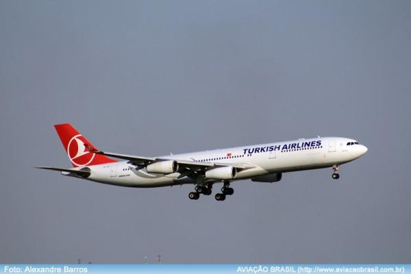 , Passageiros da Turkish Airlines têm à disposição equipe que fala em seis idiomas, Portal Aviação Brasil