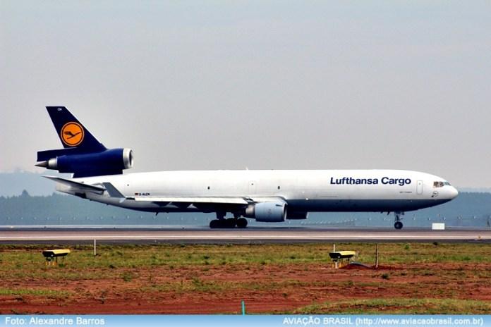 , Lufthansa Cargo passa a voar para Natal, Portal Aviação Brasil