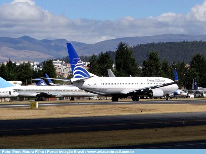 , Copa Airlines Colômbia (Colômbia), Portal Aviação Brasil