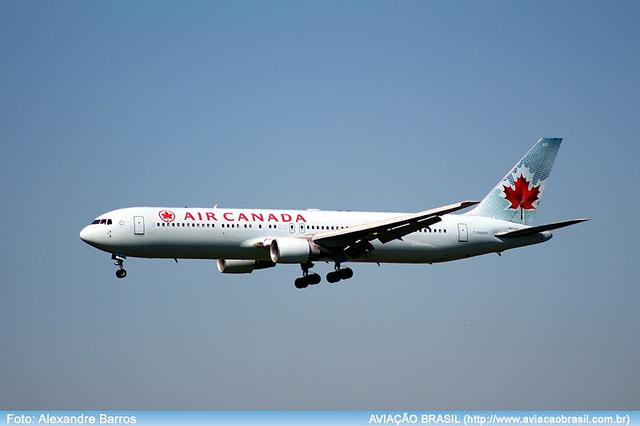 , Air Canada inaugura voo direto para o Rio de Janeiro, Portal Aviação Brasil