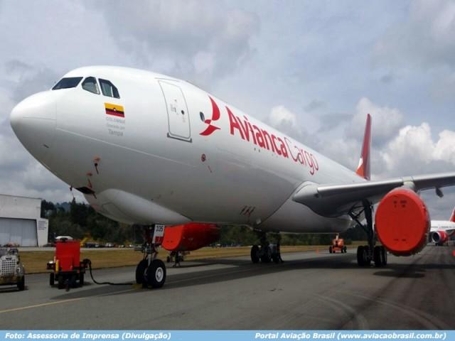 Avianca Cargo recebe seu quinto Airbus A330-200F