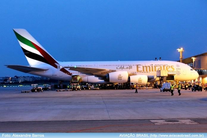 Emirates Airlines (Emirados Arabes Unidos)