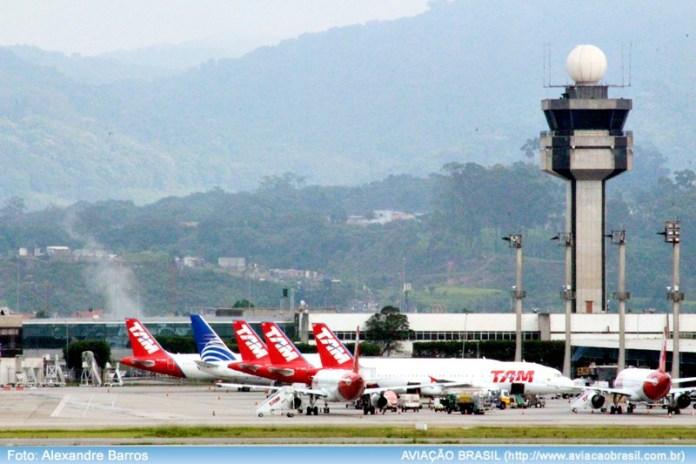GRU Airport é segundo aeroporto mais pontual do mundo em pesquisa da FlightStats, GRU Airport é segundo aeroporto mais pontual do mundo em pesquisa da FlightStats, Portal Aviação Brasil