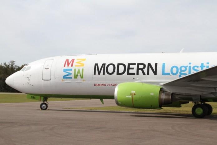 modern logistics, Modern Logistics (Brasil), Portal Aviação Brasil