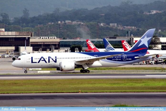 , Amadeus e LATAM renovam parceria, Portal Aviação Brasil
