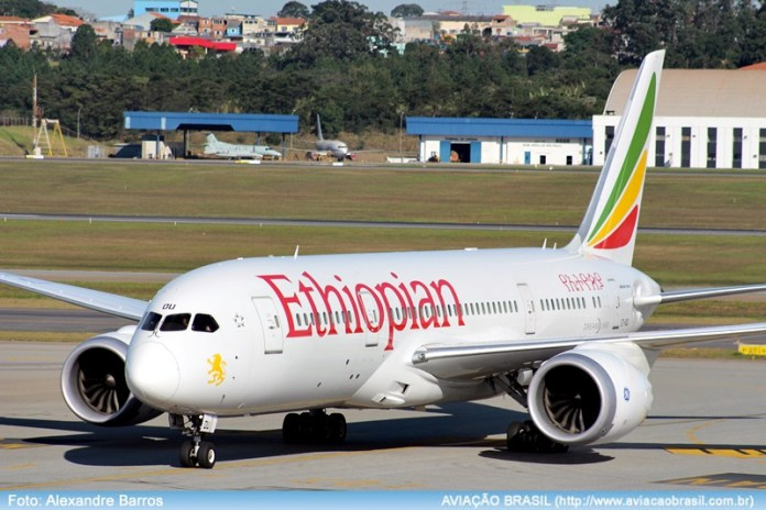 Gol e Ethiopian anunciam acordo de codeshare