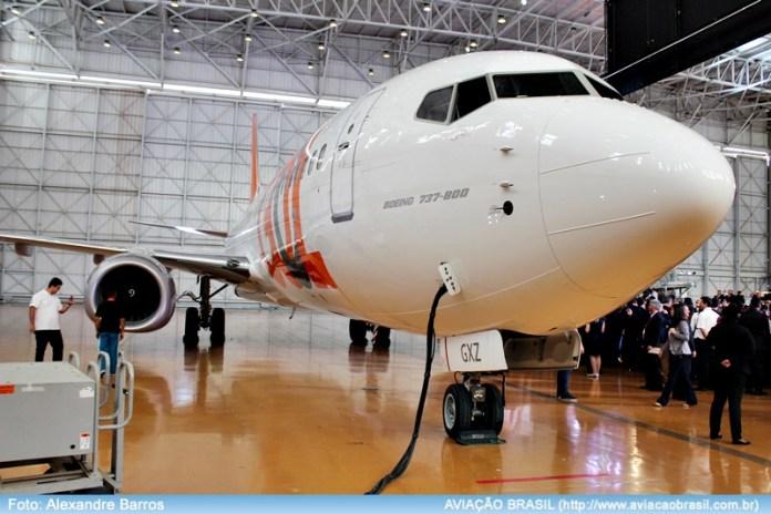 , GOL recebe autorização para realizar manutenção Check-C, Portal Aviação Brasil