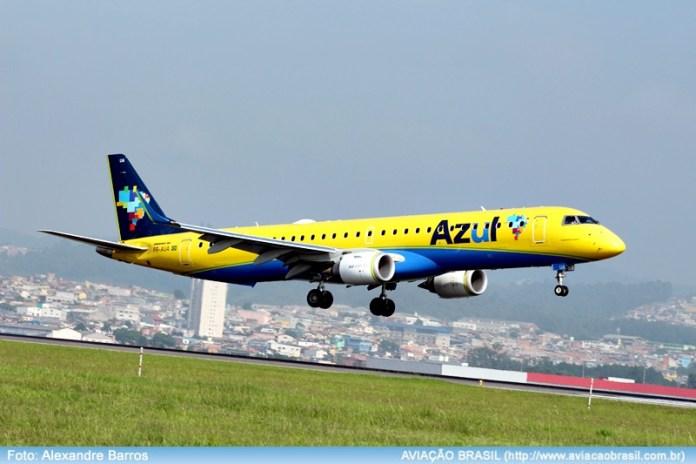 Azul terá novos voos de Campinas para Brasília e Cuiabá, Azul terá novos voos de Campinas para Brasília e Cuiabá, Portal Aviação Brasil