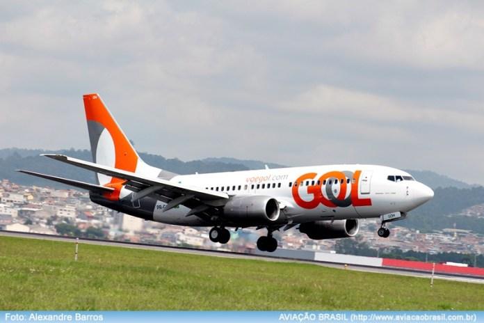 GOL, Gol anuncia seis novos destinos domésticos, Portal Aviação Brasil