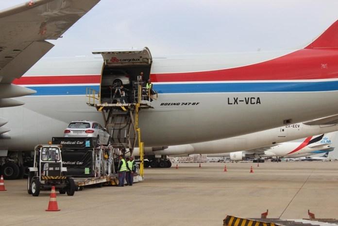 carga, Cenário instável por trás do aumento de 2% no transporte aéreo de carga, Portal Aviação Brasil