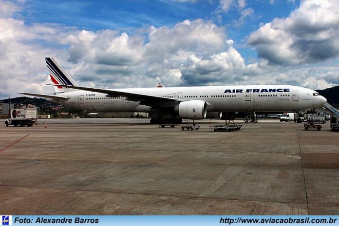 Air France, Air France (França), Portal Aviação Brasil