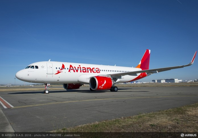 , Avianca Brasil coloca em operação o segundo Airbus A320Neo, Portal Aviação Brasil