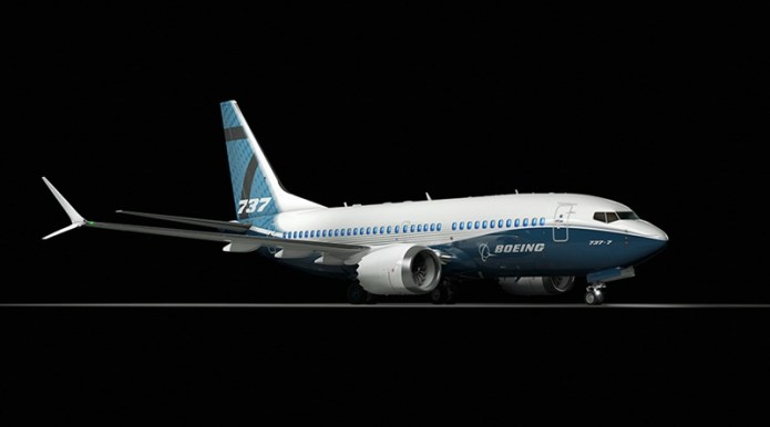 As entregas da Boeing e da Embraer no trimestre