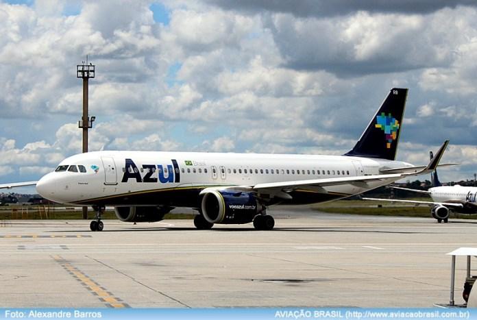 , Azul – Maiores ofertas e aproveitamento de voos (Janeiro de 2017), Portal Aviação Brasil