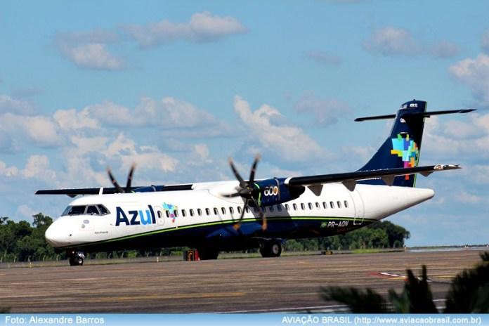 , Toledo e Pato Branco terão voos da Azul a partir de janeiro/19, Portal Aviação Brasil